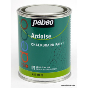 093509 PBO Deco Chalkboard Paint 250ml Green