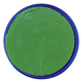 1118444 Snazaroo Face Paint 18ml Bright Green