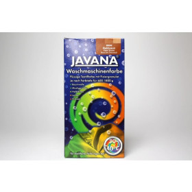 98806 Javana Washing Machine Dye Fawn Brown