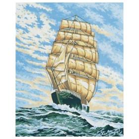 11844 Printed Tapestry Kit 40 x 50 cm