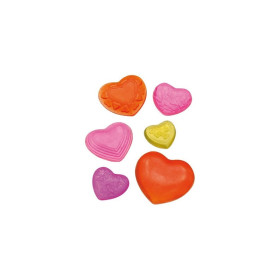 2140813 Mould Soap Hearts