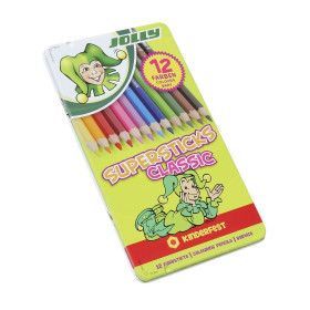 3000-0246 Jolly Super Sticks Classic 12 pcs