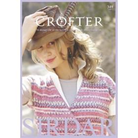 Sirdar Booklet 349: Designs in Crofter DK