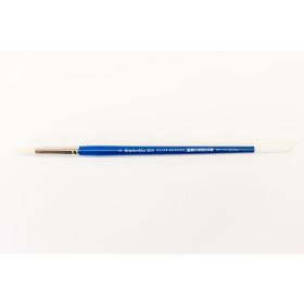 207924006 DR Brush B24 Sz 6 Bristle White Round