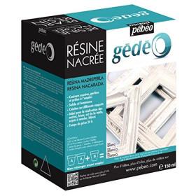 766160 Gedeo Resin Kit 150ml - Pearl