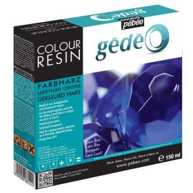 766151 Gedeo Resin 150ml - Lazuli