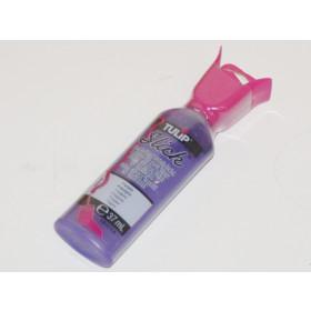 65018 Tulip Slick 3D Fabric Paint Purple 37ml