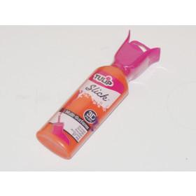 65131 Tulip Slick 3D Fabric Paint Orange 37ml