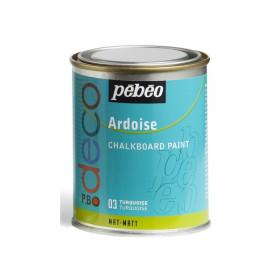 093503 ChalkBoard Paint 250ml Turquoise