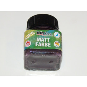 75223 Hobbyline Acrylic Matt Paint Umber 20ml