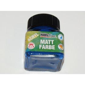 75226 Hobbyline Acrylic Matt Paint Cobalt Blue 20ml