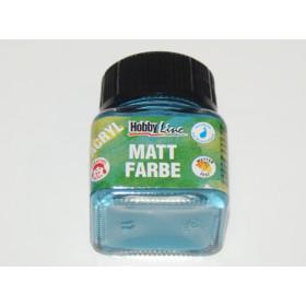 75249 Hobbyline Acrylic Matt Paint Lake Blue 20ml