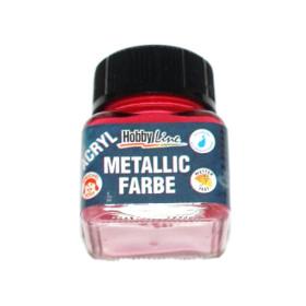77274 Hobbyline Metallic Colour Rose 20ml