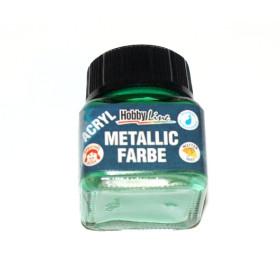 77277 Hobbyline Metallic Colour Green 20ml