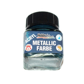 77282 Hobbyline Metallic Colour Mint Green 20ml