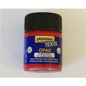 91955 Javana Tex Opak Cherry 50ml