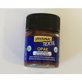 91959 Javana Tex Opak Fawn Brown 50ml
