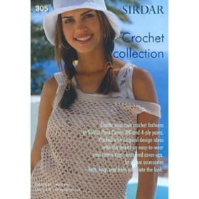 Sirdar 305- Crochet Collection