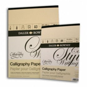 DR CALLIGRAPHY PADS