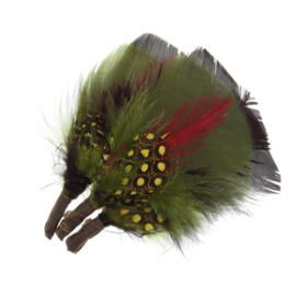 CB301X FEATHERS ASSORTED