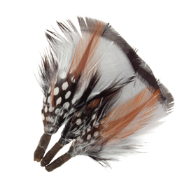 CB302X FEATHERS ASSORTED