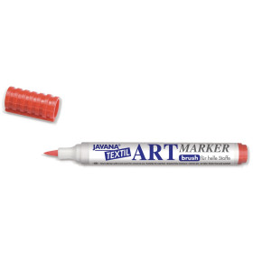 90603 Fabric Marker Pastel Red