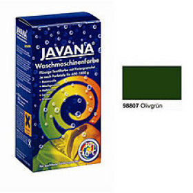 98807 Javana Washing Machine Dye Olive Green
