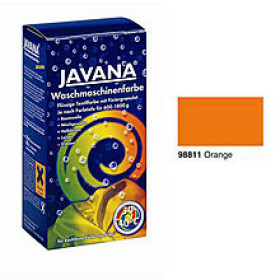 98811 Javana Washing Machine Dye Orange
