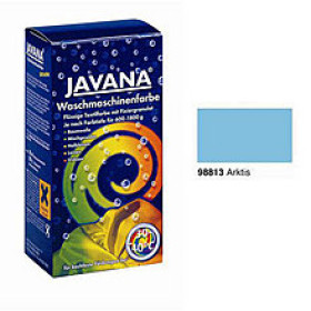 98813 Javana Washing Machine Dye Arctic Blue