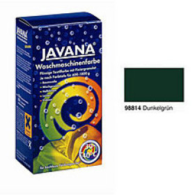 98814 Javana Washing Machine Dye Dark Green