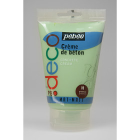 093309 PBO Deco Concrete Cream 110ml Provence