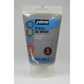 093312 PBO Deco Concrete Cream 110ml Rockery