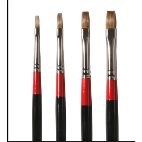 GEORGIAN SABLE BRIGHT G60 BRUSHES