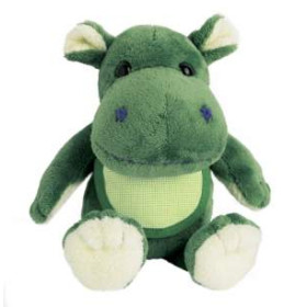 GN090L DMC Hippopotamus Soft Toy