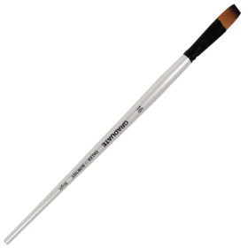 212160 Daler Rowney Graduate Synthetic Bright Long Handled Brush
