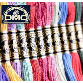 DMC Art.117 Strand Embroidery Thread