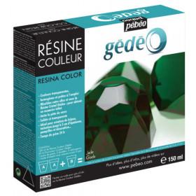 766153 Gedeo Colour Resin 150ml Jade