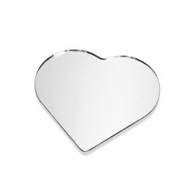 6226426 Decorative Mirror Heart 42x38mm