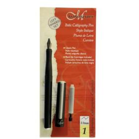 MC1606L-A Italic Calligraphy Pen 38 Left Hand