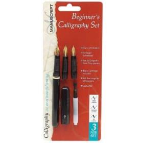 MC1235L Manuscript Calligraphy Beginners Set