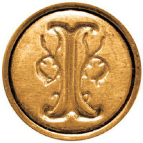 Msh725I Manuscript Initial Ceramic Alpha Seal I