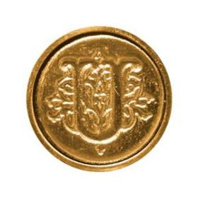 MSH725U Manuscript Initial Ceramic Alpha Seal U