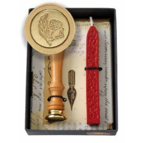 MSH745QUI Quill Pen Wax Seal