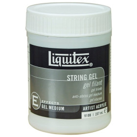 9108 Liquitex String Gel 237ml.