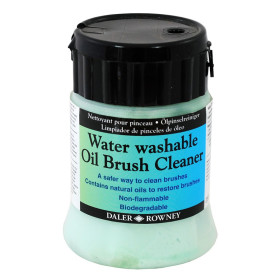 Oil Brush Cleaner 250ml