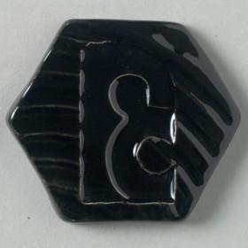 P0018 Brush-On Glaze Mirror Black  500ml