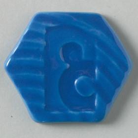 P0051 Brush-On Glaze Marine Blue Opaque 500ml