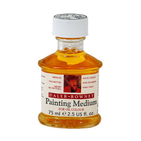 114007700 Daler Rowney Painting Medium 75ml Bottle