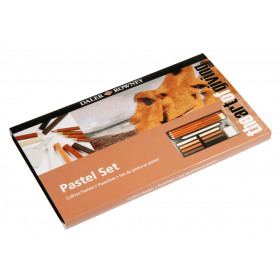 655900904 Daler Rowney AOG Pastel Box