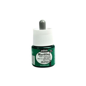 130-006 Marbling Colour 45ML Emerald Green